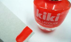 Обзор лака Kiki оттенка №228